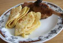 Lokshe (Potato Tortillas)