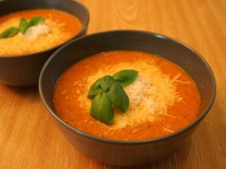Fantozzi's tomato soup