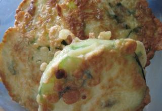 Basel Batter Zucchini