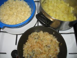 Preparation of potatoes