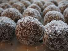 Rum balls for adults only