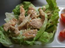 Sesame-chicken salad