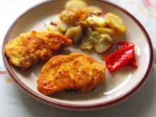 Homemade Chicken Cutlets