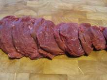 Preparation of meat