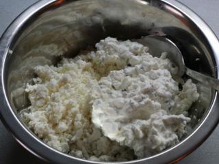 Preparation of mixture