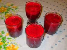 Apple- Beet Juice