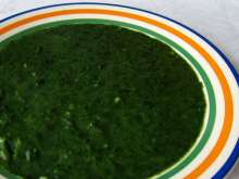 Creamed Spinach from Frozen Spinach