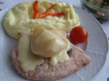 Turkey Breasts with Pears