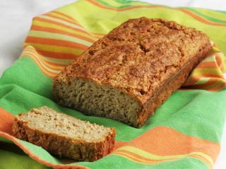 Unleavened bread from oat flakes