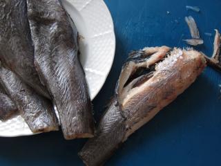 Prep of fish