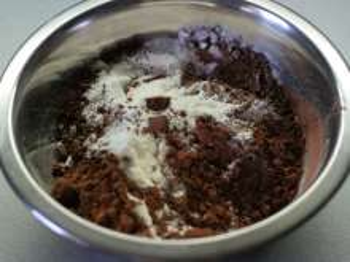 Dry mixture preparation