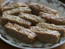 Meatloaf from Home Bakery