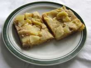 Zucchini Apple Cake