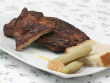 Baked Marinated Ribs
