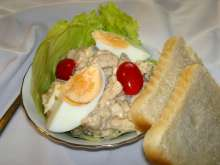 Delicious chicken salad