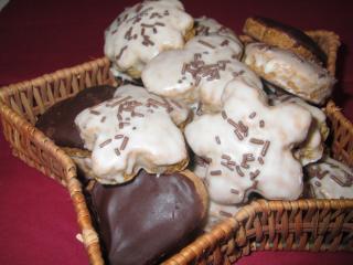 Christmas Honey Cookies