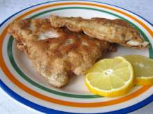 Pangasius in Whole Grain Batter