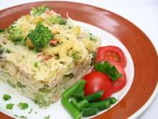 Bake-Roasted Pasta with Broccoli
