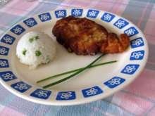 Yoghurt-Marinated Chicken Cutlets