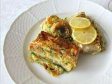 Fish Fillets in Vegetables