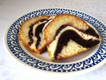 Babovka - Bundt Cake - with Cream Cheese Filling