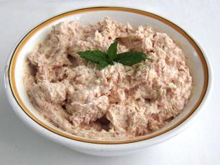 Salami Spread