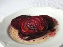 Roasted Beet with Garlic
