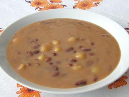 Sweet Sour Bean Soup