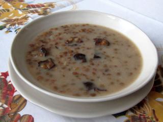 Christmas Lentil Soup
