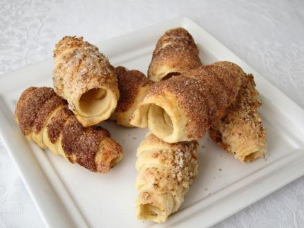 Trdelnicky (Slovak sweet pastry)