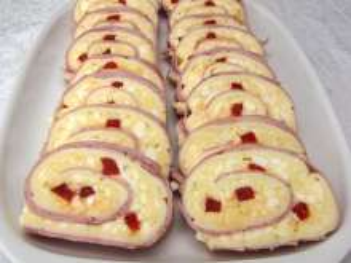 Ham Roulade
