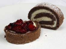 Roulade with Mascarpone