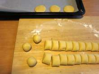 Baking of bases
