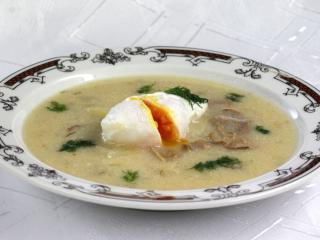 Kulajda Creamy Mushroom Soup