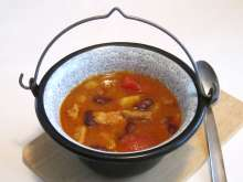 Goulash with Beans