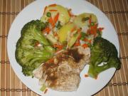 Easy Chicken Breasts with Broccoli