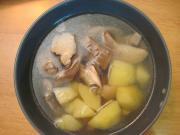 Oyster Mushroom from Steamer