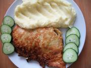 Chicken Breasts in Zucchini Batter