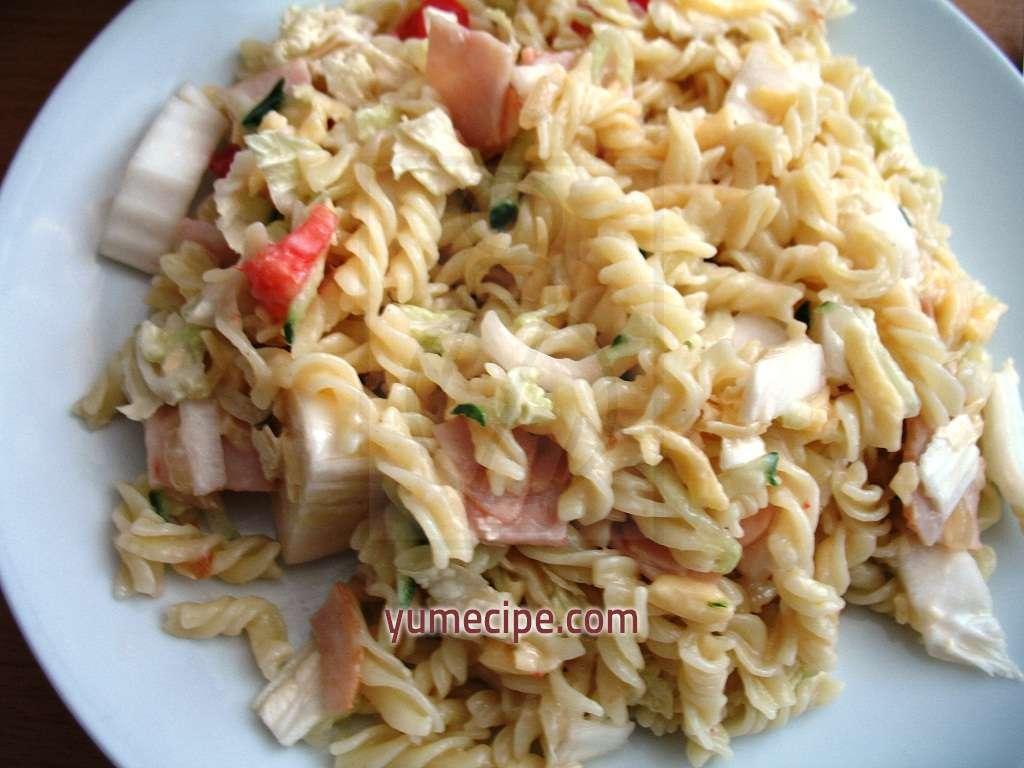 Cold pasta salad recipe Pasta salad recipe cold