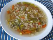 Spring Chinese Soup