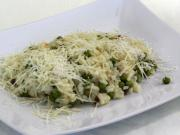 Risotto with Pecorino cheese
