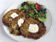 Zucchini - Potato Pancakes