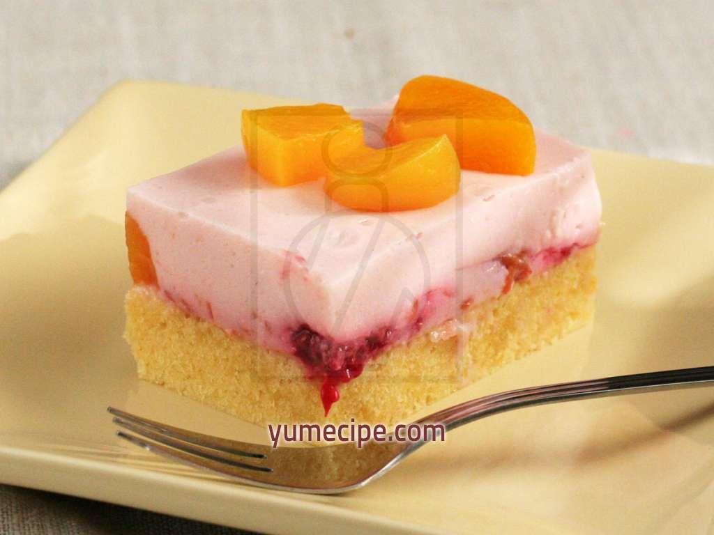 Polish Jelly Fruit Cake