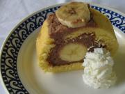 Banana Roulade