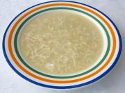 Thickened Egg Soup