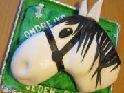 Little Horse Cake