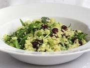 Kidney Bean Salad with Couscous