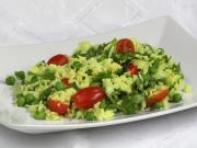 Rice Salad with Peas