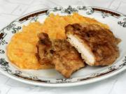 Roasted turkey cutlets