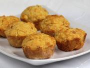 Ham muffins